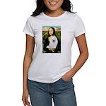 Mona / Eskimo Spitz #1 Women's T-Shirt