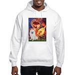 Mandolin / Eskimo Spitz #1 Hooded Sweatshirt