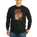 Mandolin / Eskimo Spitz #1 Long Sleeve Dark T-Shir