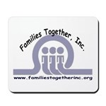 Families Together, Inc. Mousepad