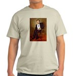Lincoln / Eskimo Spitz #1 Light T-Shirt