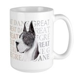 Great Dane Mantle Show Colors Mug