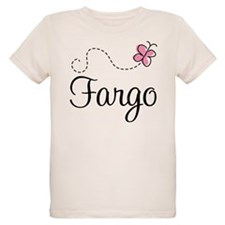 Pretty Fargo North Dakota T-Shirt
