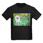 Irises / Eskimo Spitz #1 Kids Dark T-Shirt