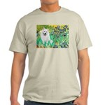 Irises / Eskimo Spitz #1 Light T-Shirt