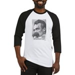 Group Insanity: Nietzsche Baseball Jersey