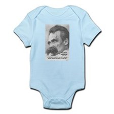 Group Insanity: Nietzsche Infant Creeper