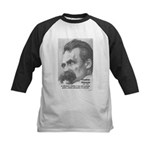 Group Insanity: Nietzsche Kids Baseball Jersey