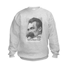 Group Insanity: Nietzsche Sweatshirt