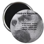 Group Insanity: Nietzsche Magnet