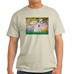 Garden / Eskimo Spitz #1 Light T-Shirt