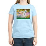Garden / Eskimo Spitz #1 Women's Light T-Shirt