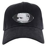 Nietzsche: Live Dangerously Baseball Hat