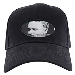 Nietzsche: Live Dangerously Black Cap
