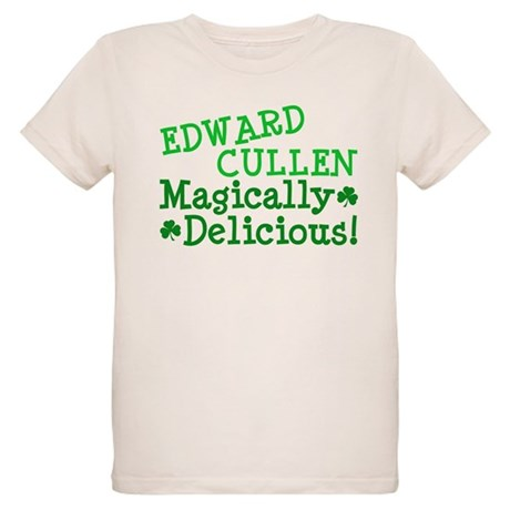 Edward Magically Delicious Organic Kids T-Shirt