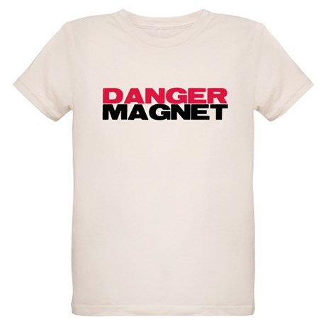 Danger Magnet Twilight Organic Kids T-Shirt