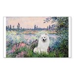 Seine / Eskimo Spitz #1 Sticker (Rectangle 50 pk)