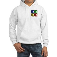 Two Sides Printed Design Jumper Hoody