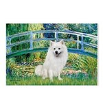 Bridge / Eskimo Spitz #1 Postcards (Package of 8)