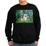 Bridge / Eskimo Spitz #1 Sweatshirt (dark)