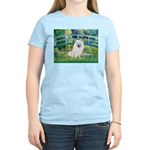 Bridge / Eskimo Spitz #1 Women's Light T-Shirt