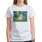 Bridge / Eskimo Spitz #1 Women's T-Shirt