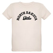 North Dakota Girl T-Shirt