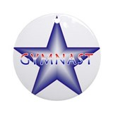 Gymnastics Ornament - Star