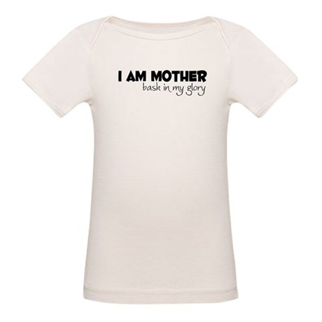 I am Mom - Glory Organic Baby T-Shirt
