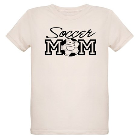 Soccer Mom Organic Kids T-Shirt