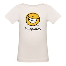 Happiness Happy Face Smiley Tee