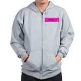 I BLOG Zip Hoody