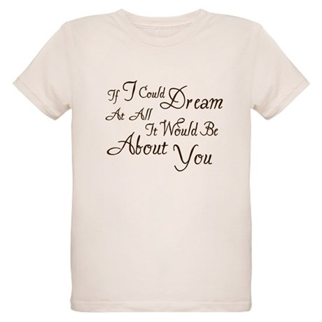 Twilight Dream Edward Organic Kids T-Shirt