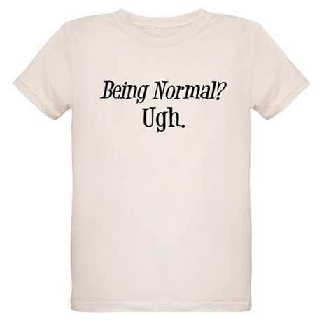 Normal Ugh Twilight Organic Kids T-Shirt