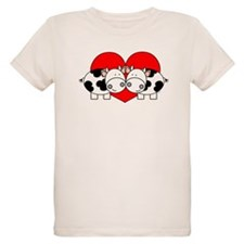 Love Cows (red) T-Shirt