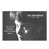 Iris Murdoch Equality Postcards (Package of 8)