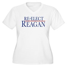 Re-Elect Reagan T-Shirt