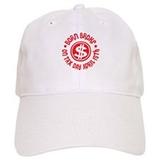 April 15 Birthday Tax Day Baseball Cap