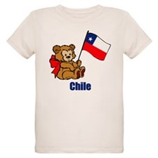 Chile Teddy Bear T-Shirt