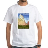 White Zion National Park T-Shirt