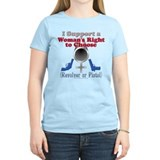 Woman's Choice pro-gun T-Shirt