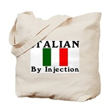 Cute Italian wife Tote Bag