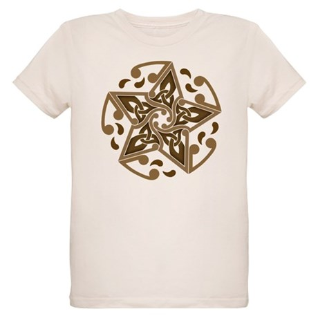 Celtic Star Organic Kids T-Shirt
