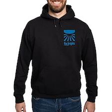 Official Logo - small Hoodie (dark)