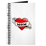 Mom Tattoo Heart Journal