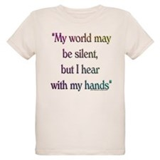 Silent World T-Shirt
