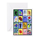 La Loteria Greeting Cards (Pk of 10)