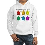 Sea Turtles are Love Hooded Sweatshirt