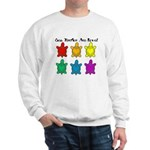 Sea Turtles are Love Sweatshirt