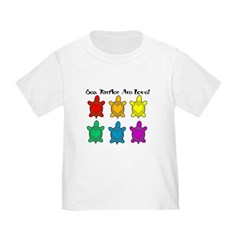 Sea Turtles are Love Toddler T-Shirt